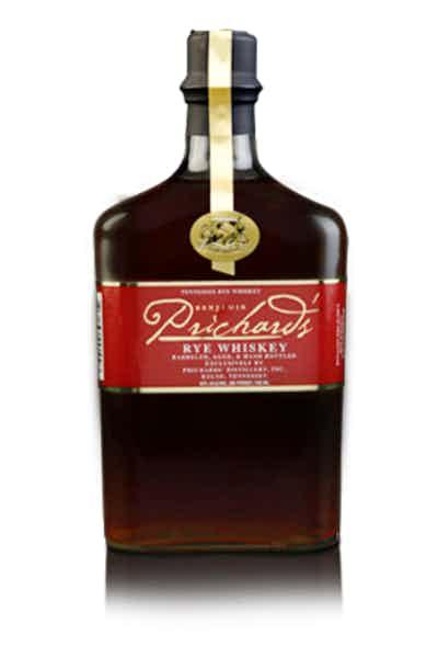 Prichard's Rye Whiskey
