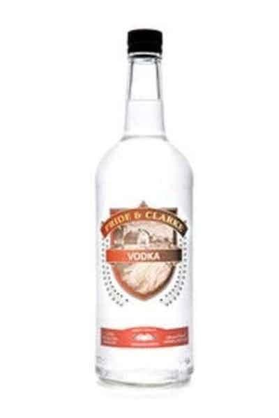 Pride & Clarke Vodka