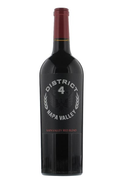 Prime Red Blend Napa Valley District 4