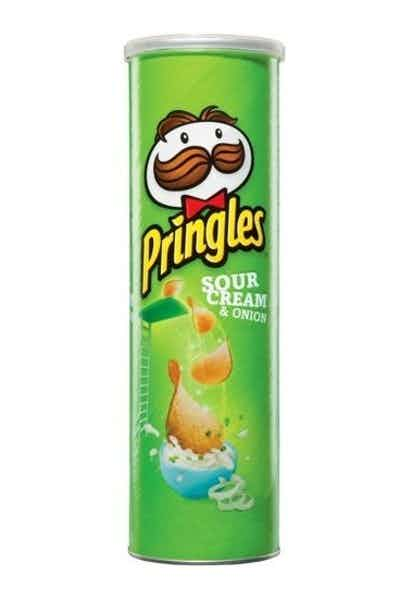 Pringles Sour Cream & Onion