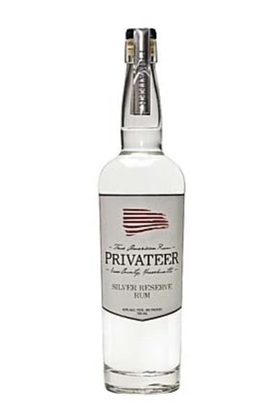 Privateer Silver Rum