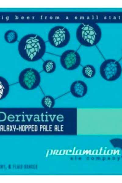 Proclamation Ale Derivative: Galaxy