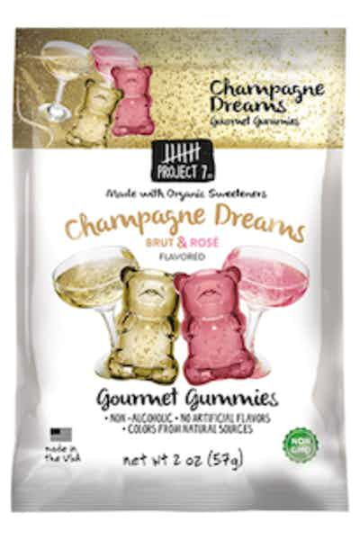 Project 7 Champagne Dreams Gummies