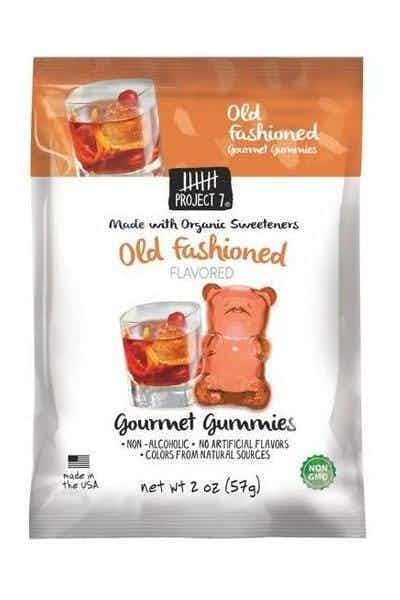 Project 7 Old Fashioned Gummies