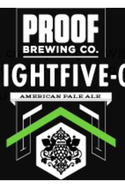 Proof Eightfive-O