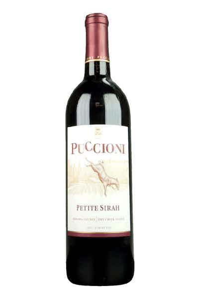 Puccioni Petite Sirah Dry Creek