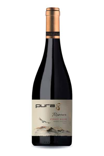 Pura 8 Pinot Noir Reserve