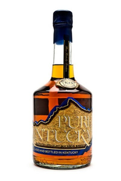 Pure Kentucky Bourbon Whiskey