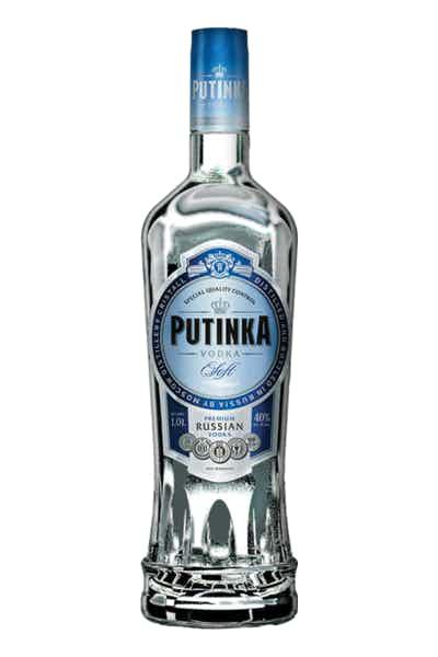 Putinka Soft Vodka