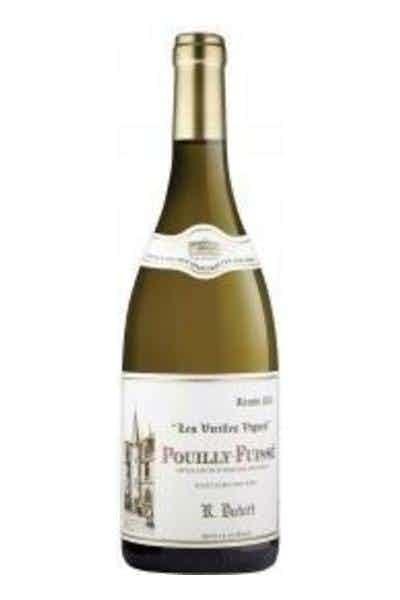 R. Dutoit Pouilly-Fuisse Les Vieilles Vignes