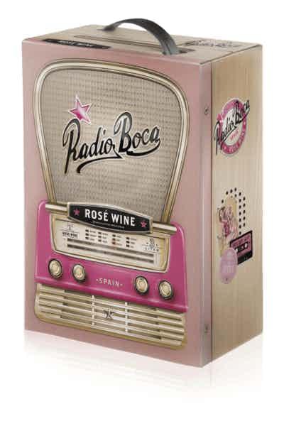 Radio Boca Rosé
