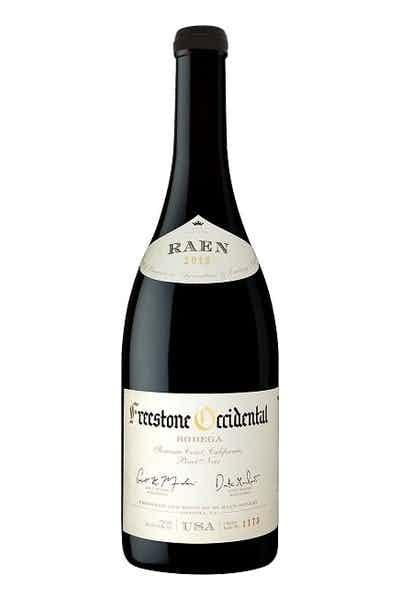 Raen Freestone Occidental Bodega Vineyard Pinot Noir