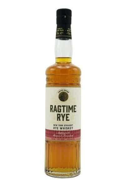 Ragtime Rye Applejack Barrel Finished