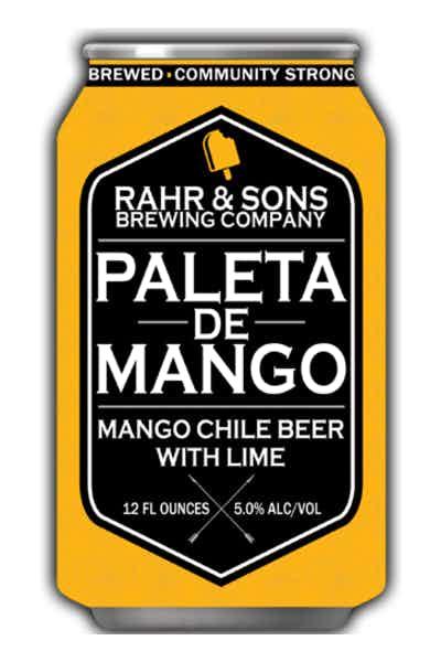 Rahr & Sons Paleta De Mango