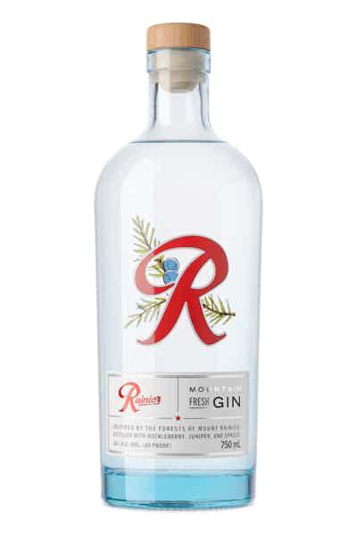 Rainier Mountain Fresh Gin