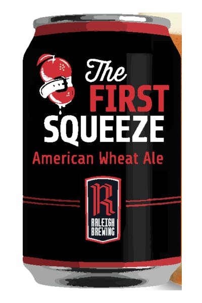 Raleigh Brewing The First Squeeze American Wheat Ale