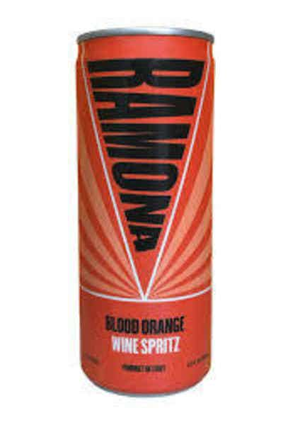 Ramona Blood Orange Wine Spritz