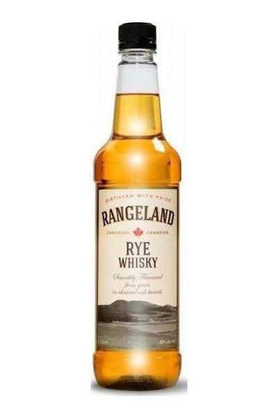 Rangeland Rye Whisky