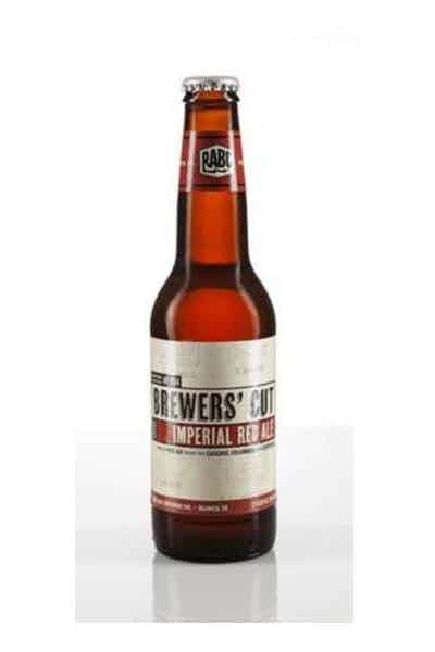 Real Ale Brewers Cut Imperial Red
