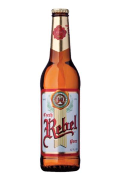Rebel Czech Beer