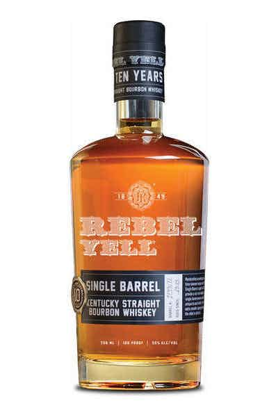 Rebel Yell 10 Year Single Barrel Bourbon