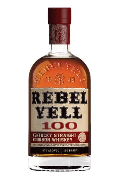 Rebel Yell 100 Proof Bourbon
