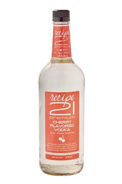 Recipe 21 Cherry-Flavored Vodka