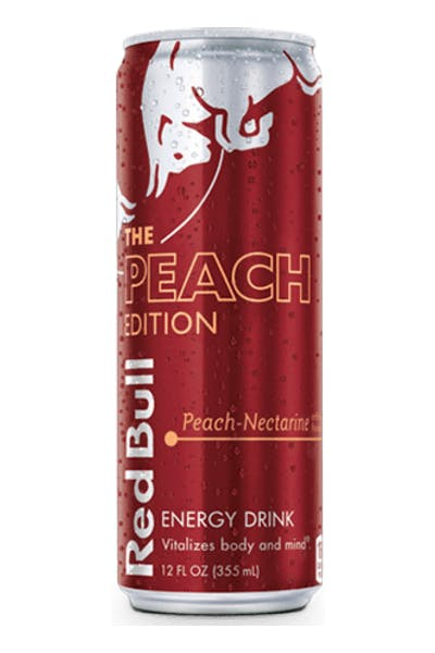 Red Bull Peach-Nectarine