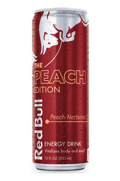 Red Bull Peach-Nectarine