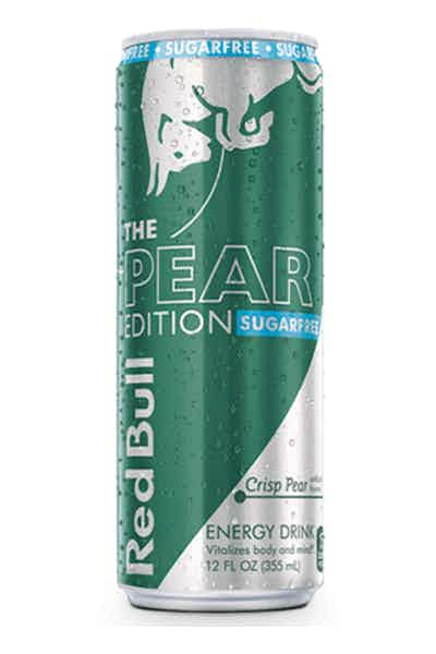Red Bull Pear Sugar Free Crisp Pear