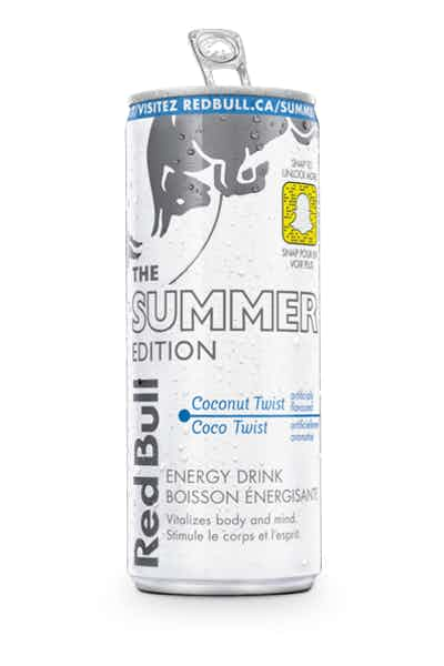 Red Bull Summer Edition: Coconut Twist
