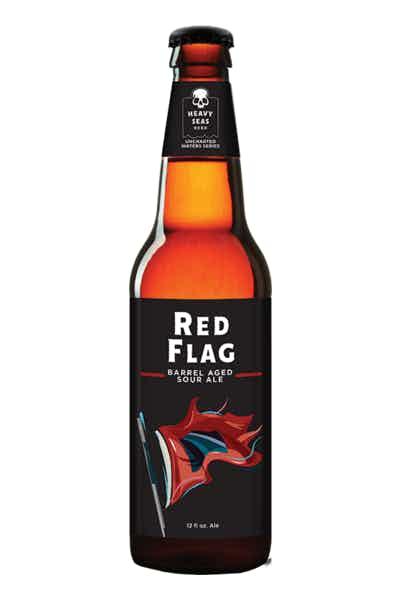Heavy Seas Red Flag