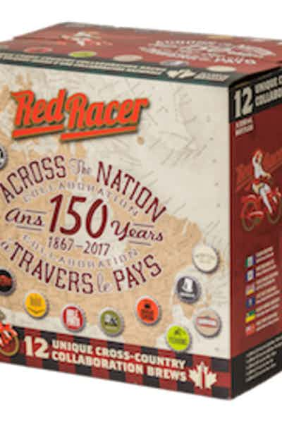 Red Racer Across The Nation Nation Collab