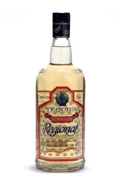 Regional Reposado Tequila