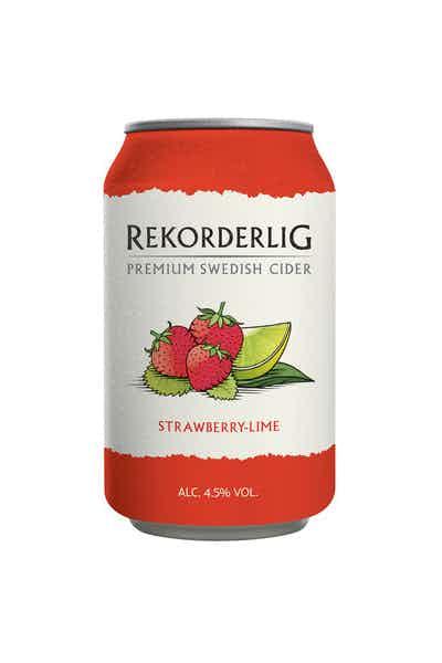 Rekorderlig Strawberry Lime Cider