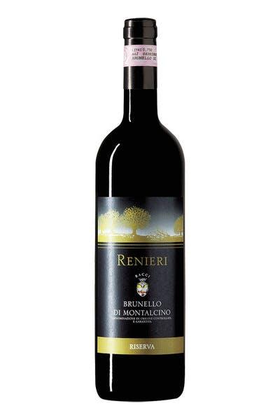 Renieri Brunello Di Montalcino Riserva 2010