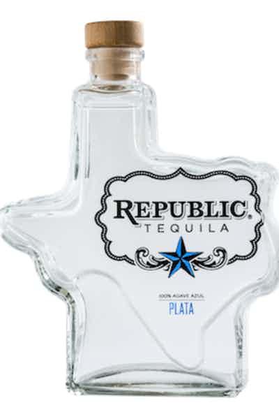 Republic Tequila Plata