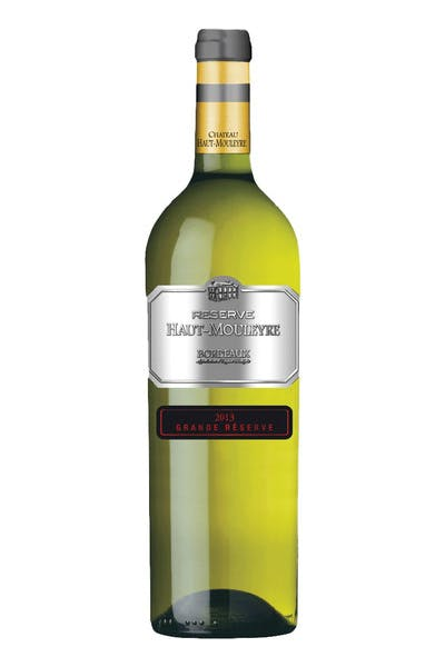 Reserve Haut Mouleyre Metallic Grand Reserve Blanc