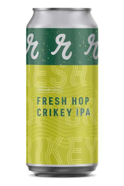 Reubens Brews Crikey Fresh Hop IPA