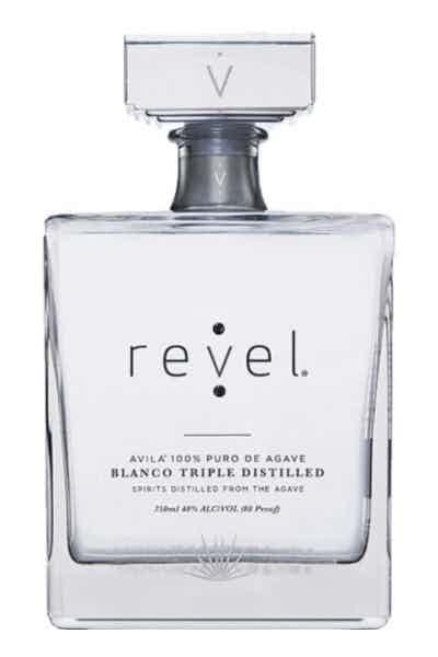 Revel Avila Blanco Tequila