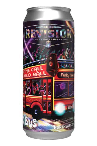 Revision Boogie Bus Hazy Pale Ale