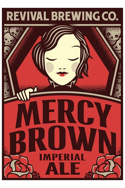 Revival Mercy Brown Imperial Ale
