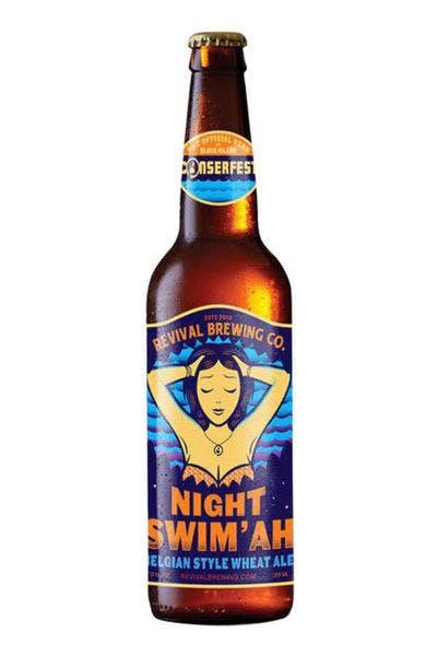 Revival Night Swim'ah Belgian Wheat Ale