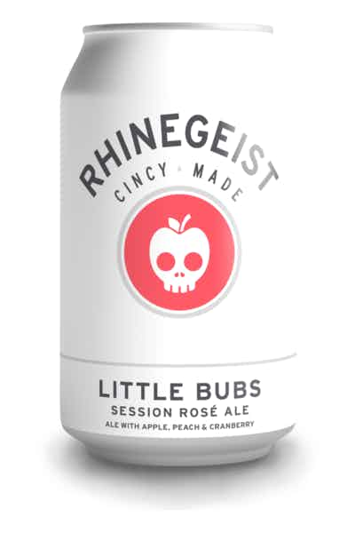 Rhinegeist Little Bubs Session Rose Ale