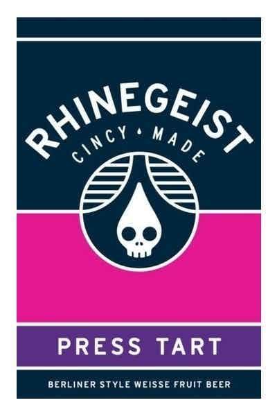 Rhinegeist Press Tart Berliner Weisse