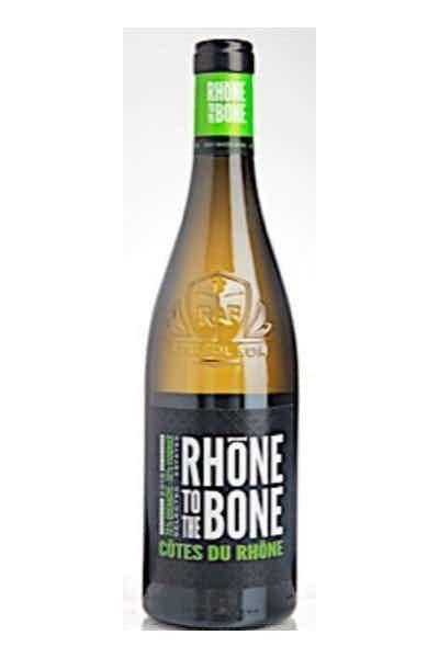 Rhone To The Bone Cotes Du Rhone White