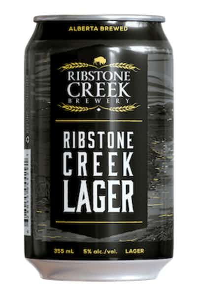 Ribstone Creek Lager