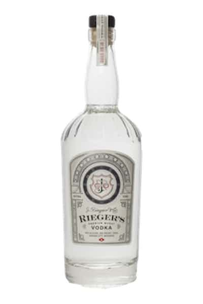 J. Rieger's Midwestern Vodka