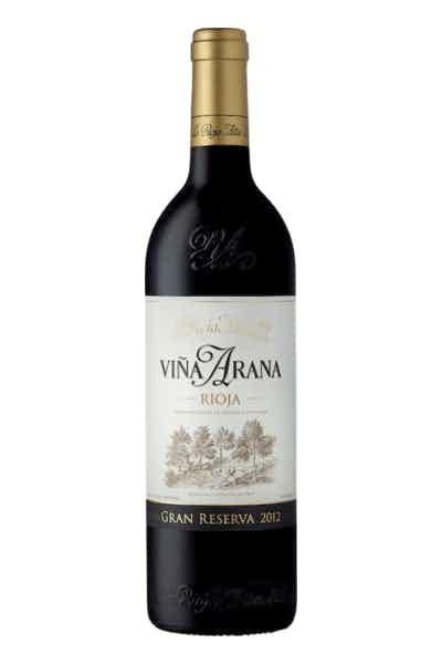 La Rioja Alta Vina Arana Reserva