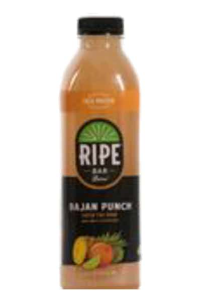 RIPE Bajan Punch Tiki Bar Juice